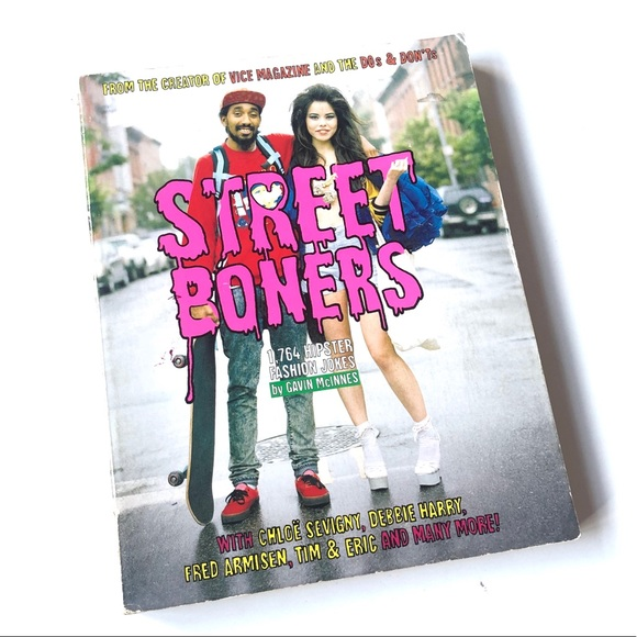 Street Boners Other - Hipster Fashion Jokes_Street Boners Hilarious Book